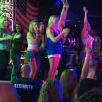 Photo taken at Coyote Ugly Saloon - Las Vegas by Marco M. on 8/18/2011