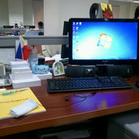 Photo taken at Department of Budget and Management by Haide S. on 2/1/2012