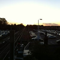 Photo taken at Royston Railway Station (RYS) by Phil M. on 10/18/2011