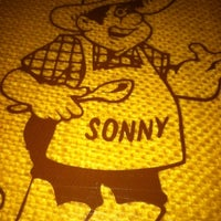 Photo taken at Sonny's BBQ by Shawn V. on 2/15/2012