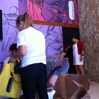 Photo taken at Casa Intrínseca by Heloiza D. on 7/6/2012