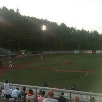 Photo taken at Linda K. Epling Stadium by Randy H. on 8/7/2012