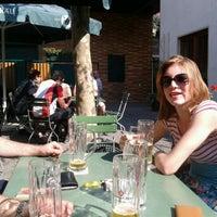 Photo taken at Brauerei Keesmann by Samuel E. on 5/1/2012