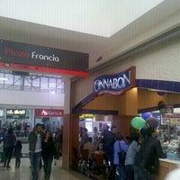 Photo taken at Cinnabon by Pablo R. on 4/28/2012
