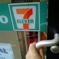 Photo taken at 7- Eleven by Mariana V. on 11/5/2011