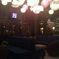 Photo taken at Pasha Lounge by Lance B. on 2/16/2011
