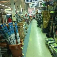 Photo taken at Hubo Market by Ilija 🌠 K. on 8/5/2011