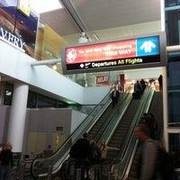Photo taken at International Terminal by Gun K. on 8/15/2011