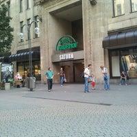 Das Foto wurde bei Galeria Kaufhof von Andrey L. am 9/26/2011 aufgenommen