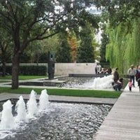 Photo taken at Nasher Sculpture Center by Mike D. on 11/12/2011