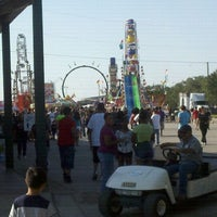 Photo taken at Fort Bend County Fairgrounds by David W. on 9/23/2011