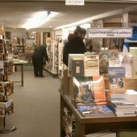 Photo taken at Magers & Quinn Booksellers by Elizabeth G. on 1/28/2012