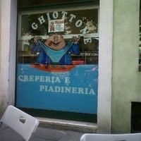 Photo taken at Piadineria Il Ghiottone by Sara L. on 5/20/2011