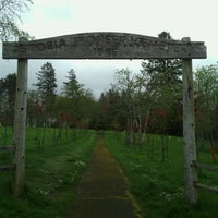 Photo taken at Astoria Pioneer Cemetery by Amy S. on 4/24/2012