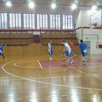 Photo taken at Palazzetto Dello Sport San Vito Al Tagliamento by Davide M. on 4/15/2012