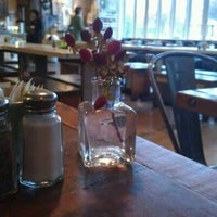 Photo taken at Oddfellows Cafe & Bar by Don B. on 2/10/2012