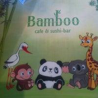 Photo taken at Bamboo by Tati on 8/6/2012