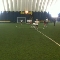 Photo taken at OZ Dome & Sports Centre by Brian B. on 4/29/2012