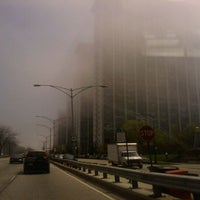 Photo taken at Lake Shore Drive by Michael C. on 5/25/2011