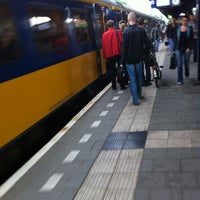 Photo taken at Trein Assen - Groningen by Martin H. on 6/21/2012