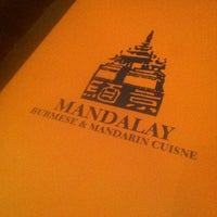 Photo taken at Mandalay by Melissa D. on 6/9/2012