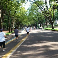 Photo taken at Komazawa Olympic Park by tote_totte_ on 8/28/2011