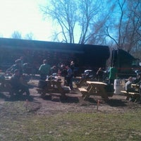 Photo taken at Hell Survivors Paintball Playfield by Bill M. on 3/17/2012