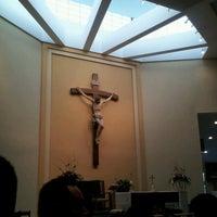 Photo taken at St. Justin Martyr Parish by ice v. on 10/1/2011