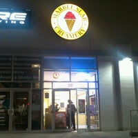 Photo taken at Marble Slab Creamery by Bonnie E. on 11/6/2011