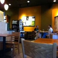 Photo taken at Starbucks by Nathan D. on 3/31/2011