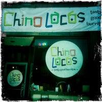 1/31/2011 tarihinde Alex X.ziyaretçi tarafından Chino Locos'de çekilen fotoğraf