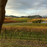 Photo taken at Cuvaison Estate Wines by Jonathan S. on 11/21/2011