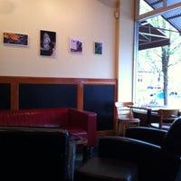 Photo taken at Floyd's Coffee Shop by Steve K. on 4/10/2012