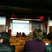 Photo taken at Universidade Católica de Pelotas (UCPel) by Leandro L. on 8/25/2012