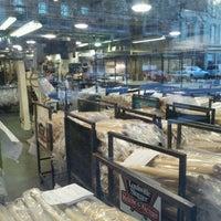 Photo taken at Louisville Slugger Museum & Factory by Erik D. on 12/29/2011