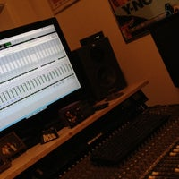 Photo taken at AndromedaRoom Studio Suite by Aisha M. on 6/1/2012