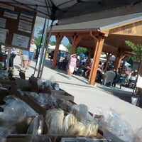 Photo taken at Longmont Farmers' Market by Andrew M. on 8/4/2012