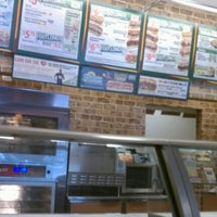 Photo taken at SUBWAY by Darrell D. on 7/17/2012