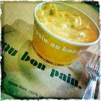 Photo taken at Au Bon Pain by Andrea M. F. on 5/22/2012