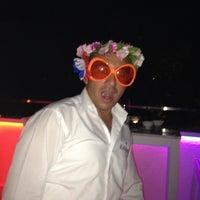 Foto tomada en Beluga Bar Karma Sky Lounge por Kadir G. el 6/25/2012