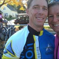 Photo taken at West Michigan Bike & Fitness by Jennifer J. on 10/8/2011