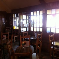 Photo taken at Laxey Station Cafe by Lewis K. on 7/2/2011