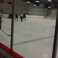 Photo taken at Prince William Ice Center by Patrice W. on 3/11/2012