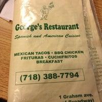 Photo taken at George's Spanish & American Restaurant by Jo' Wanico (Nikolas) on 7/20/2012