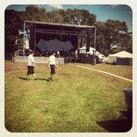 Photo taken at Fort York by Sari // Audio Blood on 8/18/2012