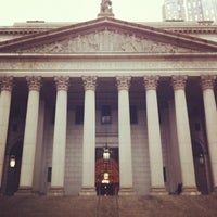 Photo taken at New York Supreme Court by Damon C. on 10/29/2011