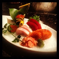 Photo taken at Sake Cafe II by Nicholas J. on 5/11/2012