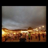 Photo taken at 鎌倉市立深沢小学校 by hiro C. on 8/5/2012
