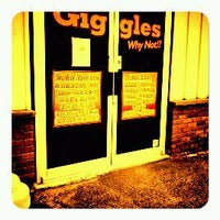 Photo taken at Giggles by Laine M. on 8/21/2011