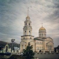 Photo taken at Церковь Троицы Живоначальной by Eugeny A. on 9/5/2012